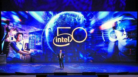 Intel 10.Nesil Ice Lake işlemcilerini duyurdu.