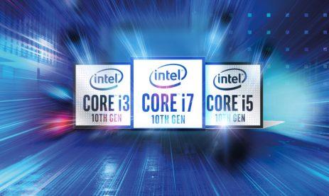 Intel, 10. Nesil Comet Lake İşlemcilerini Duyurdu!